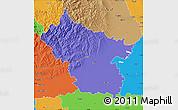 Political Map of Buzau