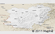 Classic Style Panoramic Map of Caras-Severin