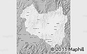 Gray Map of Covasna