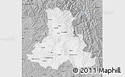 Gray Map of Harghita