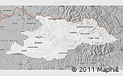 Gray Map of Maramures