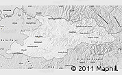 Silver Style Map of Maramures