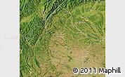 Satellite Map of Mehedinti