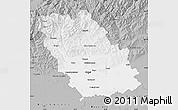 Gray Map of Prahova