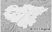 Gray Map of Salaj