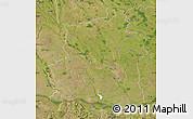 Satellite Map of Teleorman