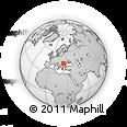 Outline Map of Vîlcea