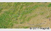 Satellite Map of Agin-Buryat Autonomous Okrug