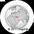 Outline Map of Groznenskiy