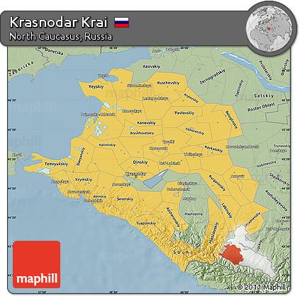 Free Savanna Style Map of Krasnodar Krai on simferopol russia map, elista russia map, chi�in�u, saint petersburg, astana russia map, nyagan russia map, sevastopol russia map, krasnogorsk russia map, tynda russia map, sochi map, georgia russia map, yekaterinburg russia map, donetsk russia map, winter palace russia map, tbilisi russia map, tallinn russia map, vilnius russia map, kalmykia russia map, anna netrebko, nizhny novgorod, severomorsk russia map, zagorsk russia map, sakha russia map,
