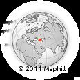 Outline Map of Khasavyurtovskiy