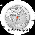 Outline Map of Urals