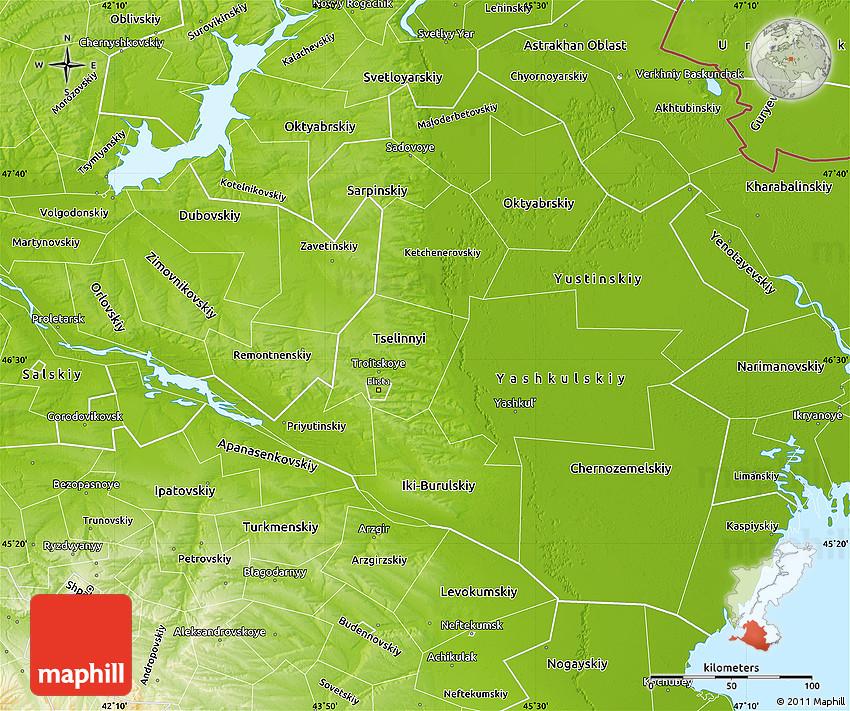 Physical Map of Republic of Kalmykia on chuvashia russia map, croatia russia map, tuva russia map, jewish autonomous oblast russia map, slovakia russia map, sakha russia map, canada russia map, iceland russia map, afghanistan russia map, elista russia map, albania russia map, malta russia map, altai krai russia map, south ossetia russia map, tyva russia map, novy urengoy russia map, khakassia russia map, india russia map, tatarstan russia map, france russia map,