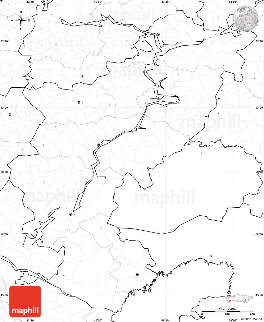 USA No Labels Utah Idaho Supply Map World Find Map USA Here Maps - Us map no labels