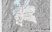 Gray Map of Cyangugu