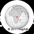 Outline Map of Gikongoro
