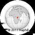 Outline Map of Kibungu