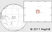 Blank Location Map of Aiga-i-le-Tai