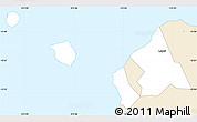 Classic Style Simple Map of Aiga-i-le-Tai