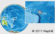Physical Location Map of Fa'asaleleaga