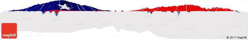 Flag Horizon Map of Samoa
