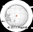 Outline Map of Palauli Le Falefa