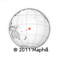 Outline Map of Sagaga Le Falefa
