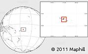 Blank Location Map of Va'a-o-Fonoti