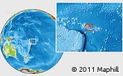 Physical Location Map of Va'a-o-Fonoti