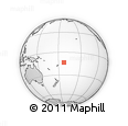 Outline Map of Alataua West