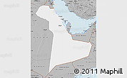 Gray Map of Eastern Province