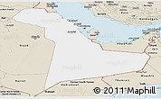 Classic Style Panoramic Map of Eastern Province