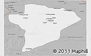 Gray 3D Map of Jawf