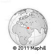Outline Map of Jawf