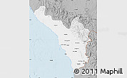 Gray Map of Jizan