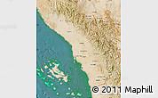 Satellite Map of Jizan
