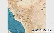 Satellite 3D Map of Madinah