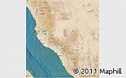 Satellite 3D Map of Makkah