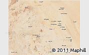 Satellite 3D Map of Quassim