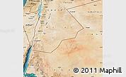 Satellite Map of Quray Yat