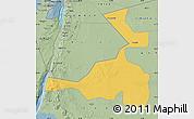 Savanna Style Map of Quray Yat