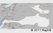 Gray Panoramic Map of Quray Yat