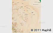 Satellite 3D Map of Riyad