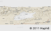 Classic Style Panoramic Map of Krupina