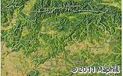 Satellite Map of Banska Bystrica