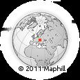 Outline Map of Zvolen