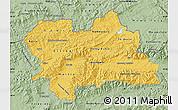 Savanna Style Map of Zilina