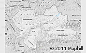 Silver Style Map of Zilina