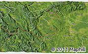 Satellite 3D Map of Crnomelj