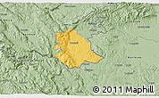 Savanna Style 3D Map of Crnomelj